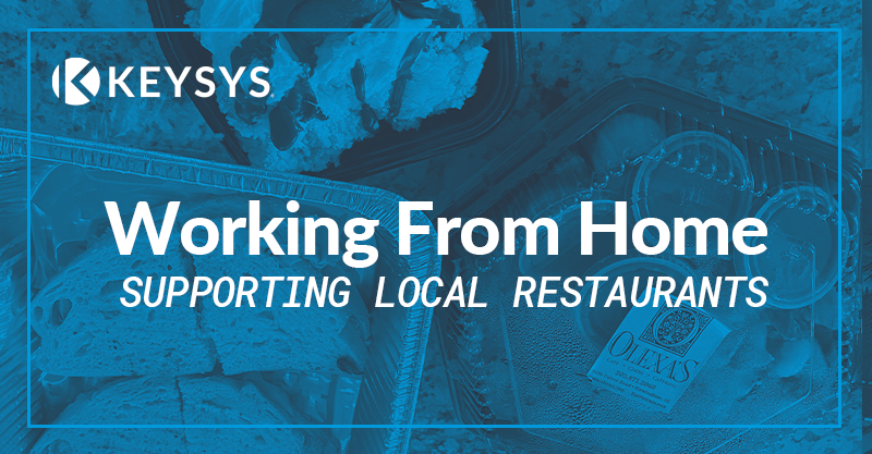 Working From Home: Supporting Local Restaurants