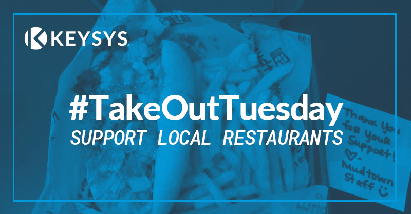#TakeOutTuesday : Week 2