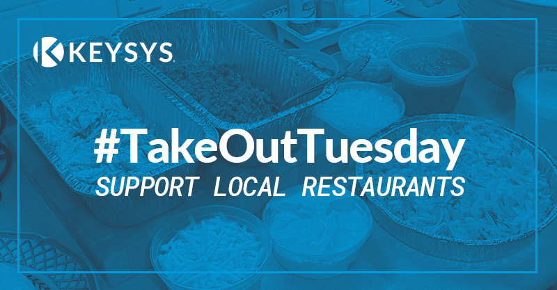 #TakeOutTuesday : Week 3