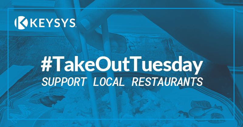 #TakeOutTuesday : Week 4