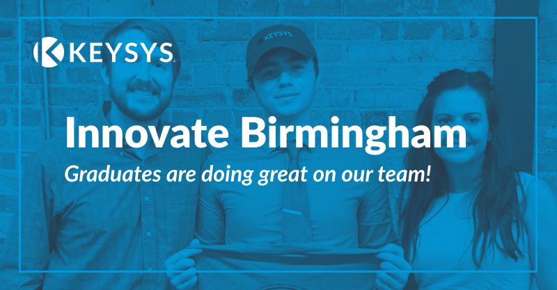 Innovate Birmingham Grads