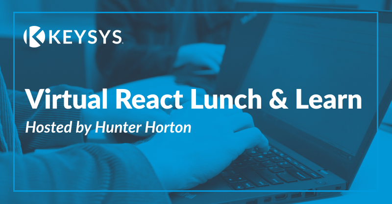 "React Lunch & Learn: ""Reactive Services"""