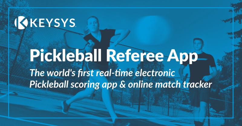 Pickleball Referee App