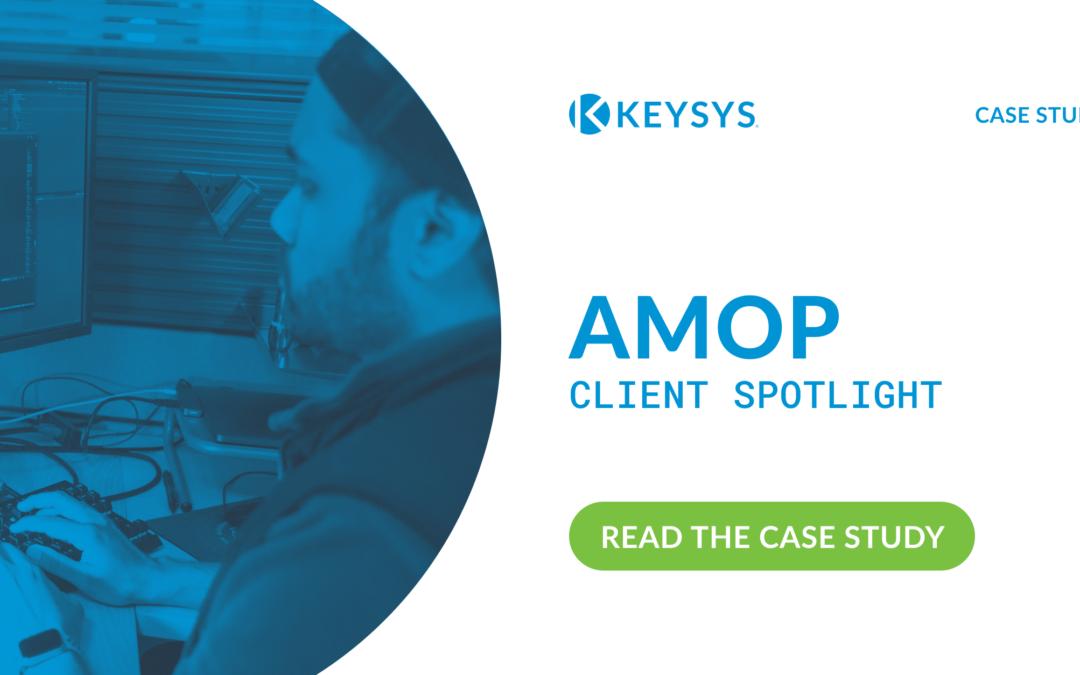Client Spotlight: AMOP