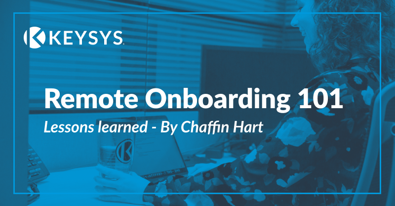 Remote Onboarding 101