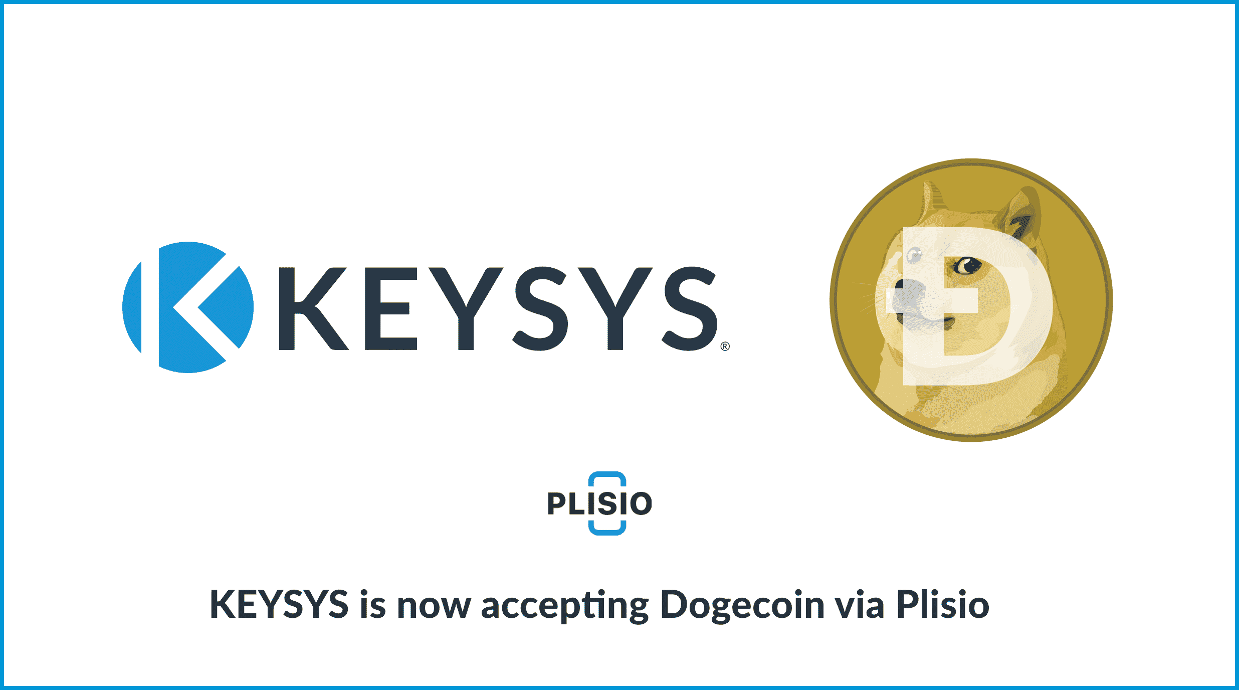 KEYSYS accepts dogecoin and is the Best Software Development Company in Alabama